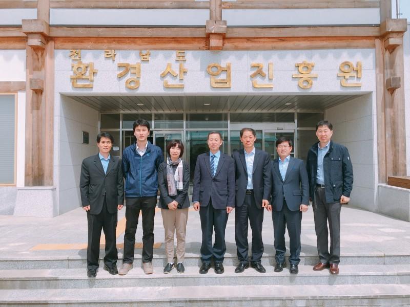 대구시물산업과클러스터조성팀진흥원방문